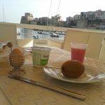 colazione all'hotel Cala marina...che dire?!