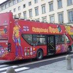 Hop on- Hop off bus (korte en lange tour)