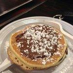 Pancake nutella