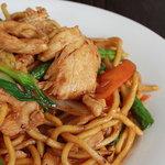 Hokkien Noodles with Chicken