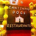 Placa do Cantinho  Doce !!