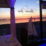 Le restaurant qui vous offre la plus belle vue sur la baie.