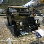Land Rover fra den engelske Berlin Brigade