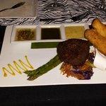 Dinner at Trios