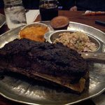 Spare Ribs with Bake Mac/cheese and Coleslaw