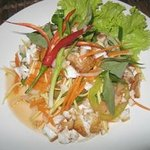 Traditional Khmer Food @ Dream Walker Bar
