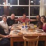 Ragu de cordero patagonico en el Suth B&B, mejor que en cualquier resto, lejos, y con amigos!