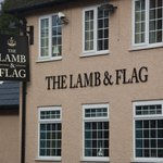 ‪The Lamb & Flag‬