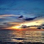Sunset... Pura Vida!
