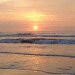 Sunset at Langosta