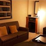 Family Area/Mini Lounge inside the room
