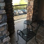 Balcony, Corner Suite