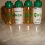 Shampoos aromatizantes