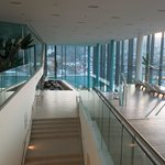 Top floor swimming pool