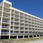Oceanfront Building