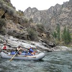 Middle Fork of Salmon River, Idaho