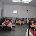 sala da pranzo e prima colazione