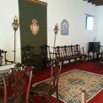 Salão principal do Museu Português