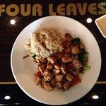 Hibachi Chicken Lunch Special