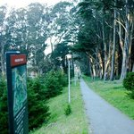 Presidio trail