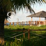 Bar by the main beach