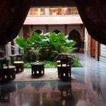 La Sultana's stunning architecture