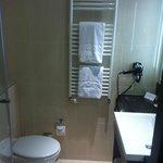 Handtuchwärmer & Toilette