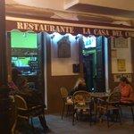Bar Restaurante La Casa Del Correo Foto