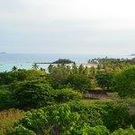 View on Andilana beach