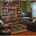 Living Room in Adamstown Vacation Home