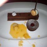 Chocolate on Cholate