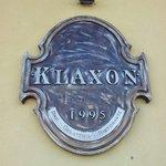 Photo of Klaxon