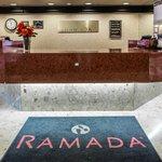 Ramada Front Desk