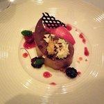 Chocolate Dessert - Lovely!