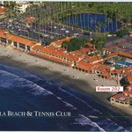 Photo de La Jolla Beach & Tennis Club