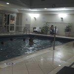 piscina aquecida!