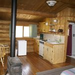 Kitchenette Cabin