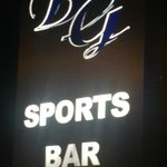 The Blue Ginger Sports Bar