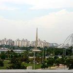 Панорама, мост