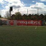 Campo de fútbol del Hotel
