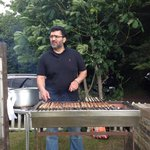 BBQ by Dars at Wanstead Cricket Club