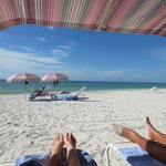 Life could not be better...at Lido Beach