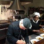 Mannes Creating Dinner