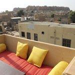 Pleasant Rooftop