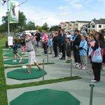 Taupo Junior Golf