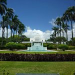 LDS Temple at Laie