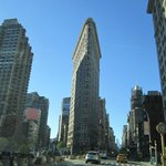 Flat Iron, New York City
