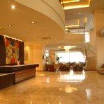 Lancaster Hotel Manila Foto