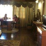 Big room..