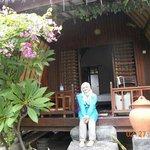 my favorite room at gili smile bunglow ^__^